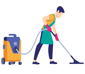 garge-cleaning
